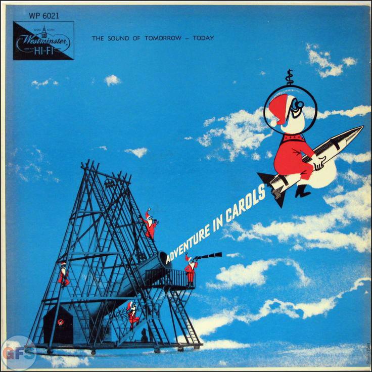 Even More Bizarre Christmas Album Covers Grayflannelsuit Net