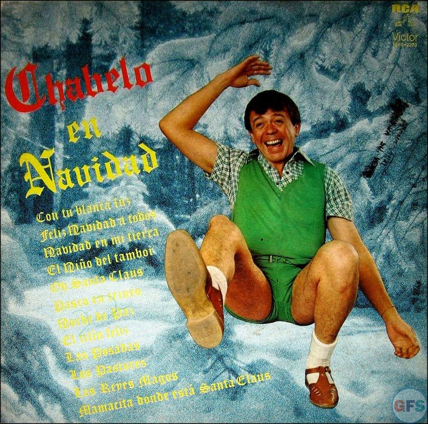 Even More Bizarre Christmas Album Covers   grayflannelsuit.net