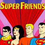 superfriends title card animation 1970s