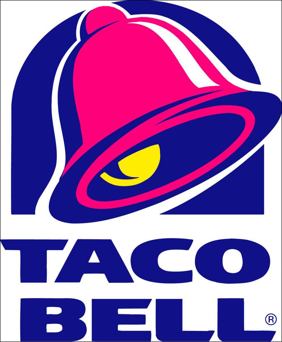 Taco Bell logo - 1995-present