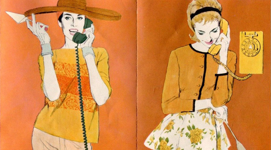 Brochure Beauties #5: Pacific Telephone Colorphones