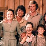 Little House on the Prairie cast photo
