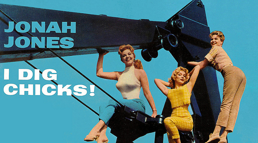 Album Cover of the Week: Jonah Jones, I Dig Chicks