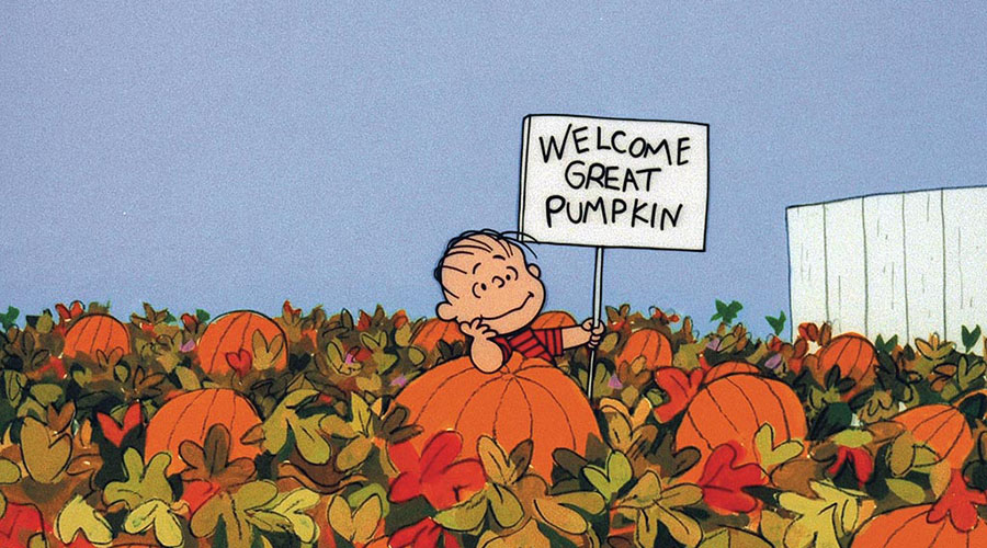 Happy Birthday to It's the Great Pumpkin, Charlie Brown