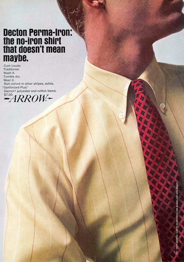 1967 Arrow ad
