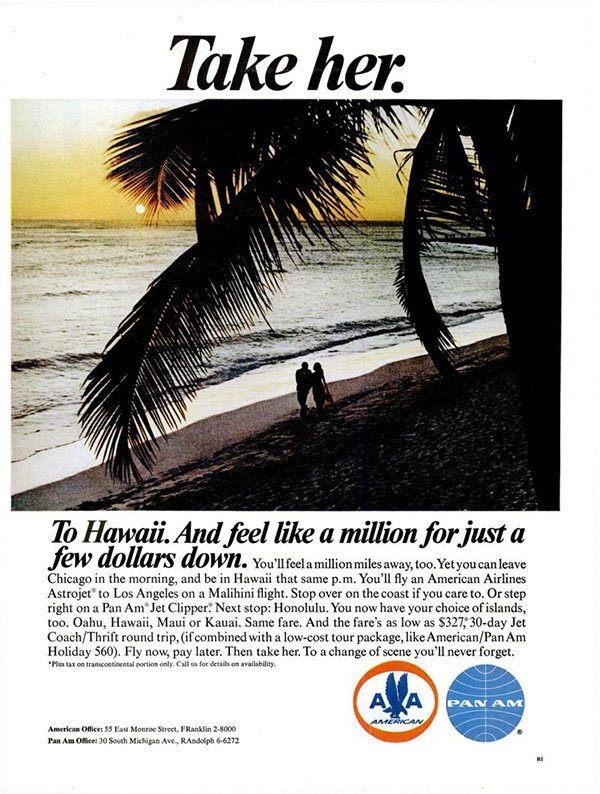 Hawaii ad 1967