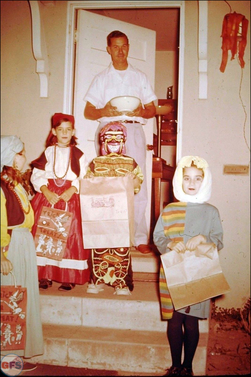 halloween 60s
