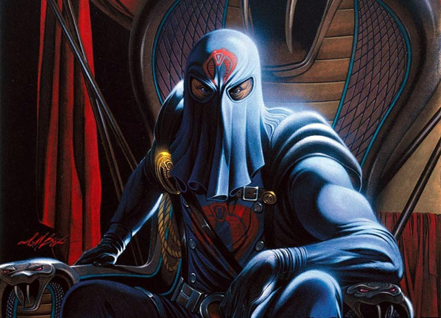 Cobra Commander, G.I. Joe: A Real American Hero