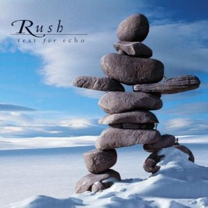 Rush - Test for Echo album cover