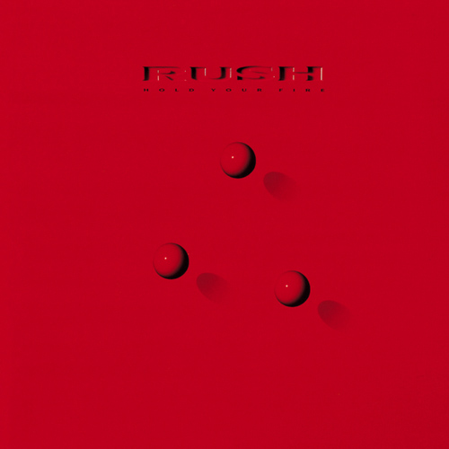 Rush - Hold Your Fire album cover