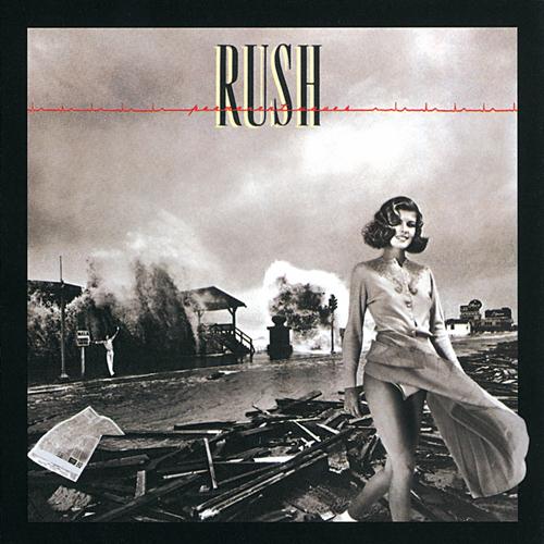 Rush - Permanent Waves album cover