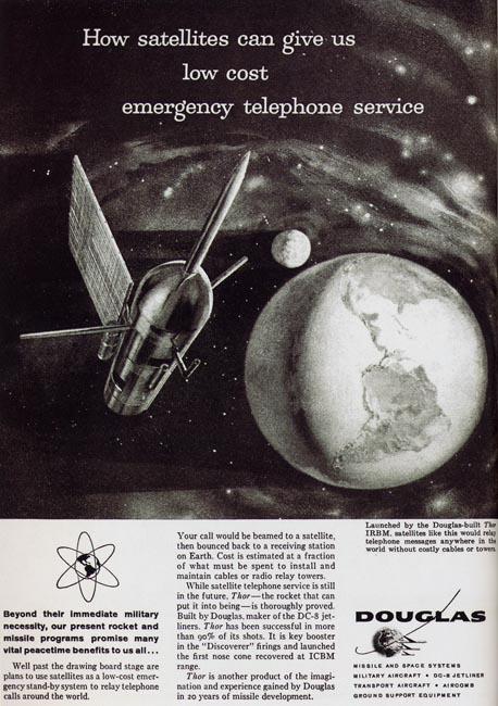 Phone calls over satellite? Nonsense!