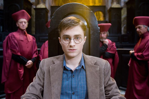 Movie review: Harry Potter and the Order of the Phoenix