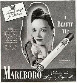 Marlboro Beauty Tips