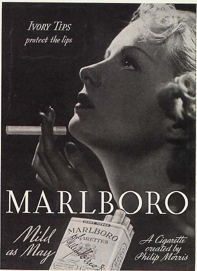 Retrotisements — Marlboro Cigarettes