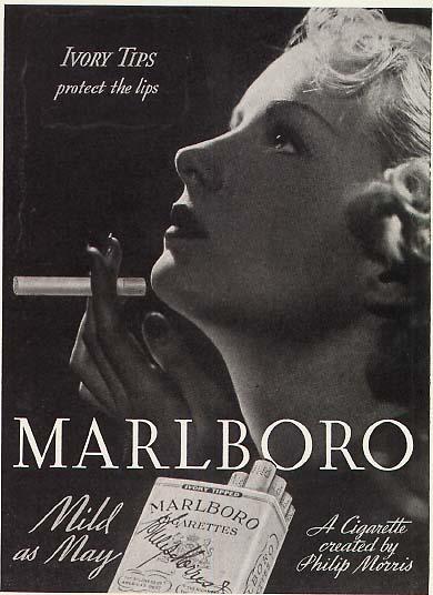 Retrotisements — Marlboro Cigarettes
