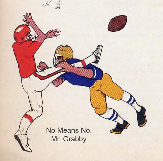 Obscure rules of the National Football League (NFL)