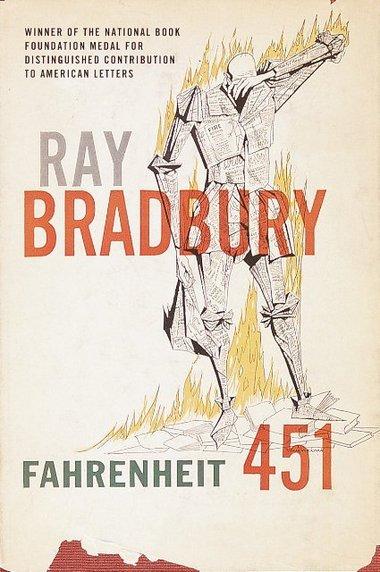 Book report: Ray Bradbury — Fahrenheit 451