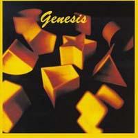 Genesis - Genesis (1983) album cover