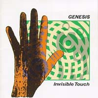 Genesis - Invisible Touch (1986) album cover