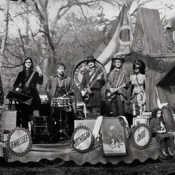 Album review: The Raconteurs – Consolers of the Lonely
