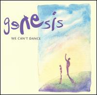 Genesis - We Can't Dance (1991) album cover