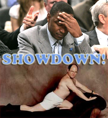 Showdown: Isiah Thomas vs. George Costanza