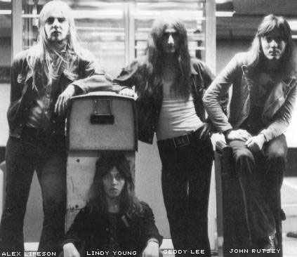 Gone but Not Forgotten – John Rutsey