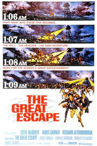 Movie Review: The Great Escape