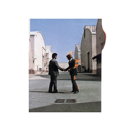 Album cover of the week: Wish You Were Here