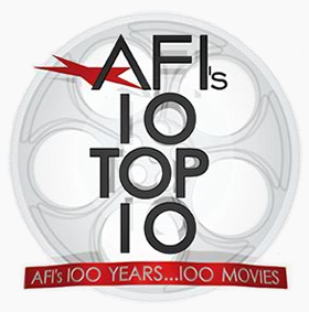 Thoughts on AFI's 10 Top 10