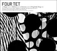 Four Tet - Ringer (EP)
