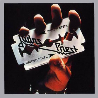 Album cover of the week: British Steel