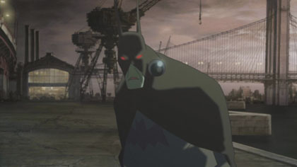 GFS home movies: Batman: Gotham Knight