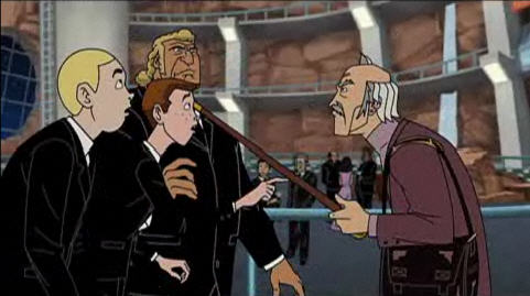 "Venture Bros. wrapup: ""Now Museum, Now You Don't"""