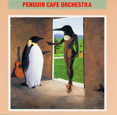 Album cover of the week: Penguin Cafe Orchestra