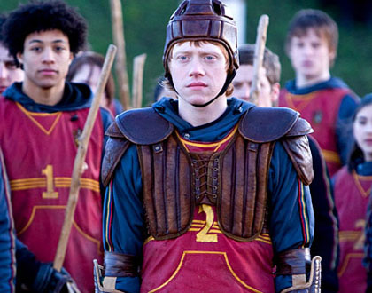 Ron Weasley in Harry Potter and the Half-Blood Prince