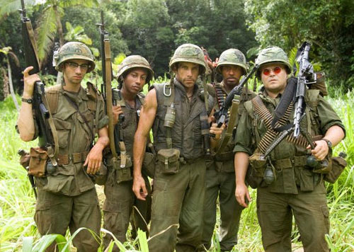 GFS at the Movies: Tropic Thunder