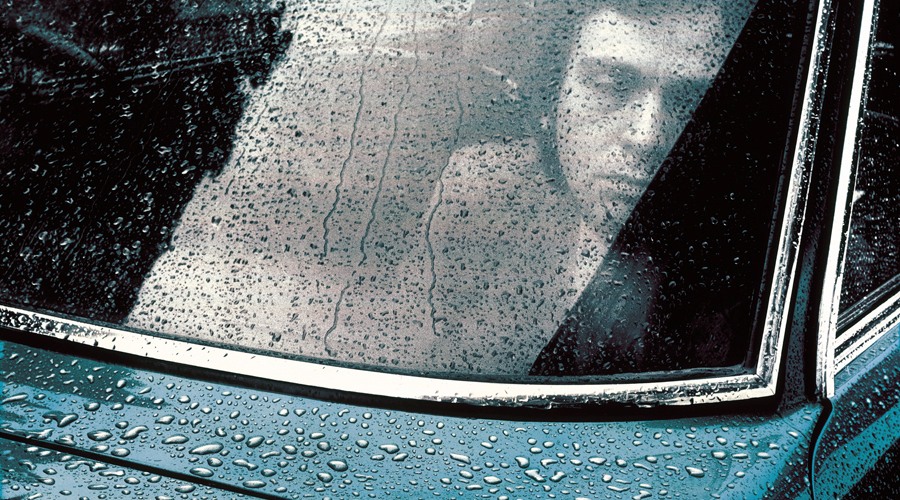 Album Cover of the Week: Peter Gabriel (Car)