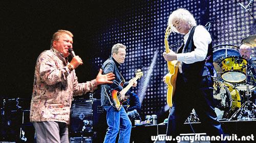 Exit Robert Plant, enter…