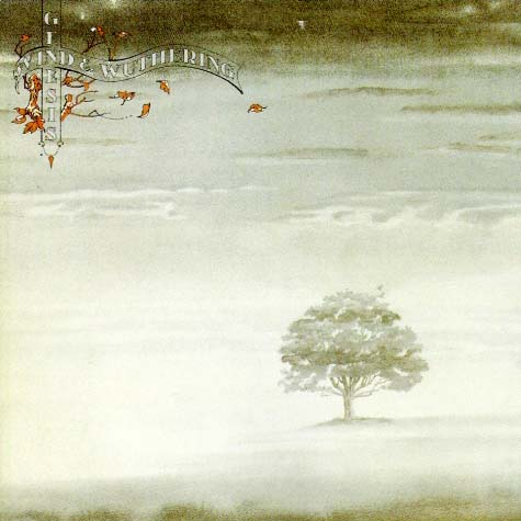 Album cover of the week: Wind & Wuthering