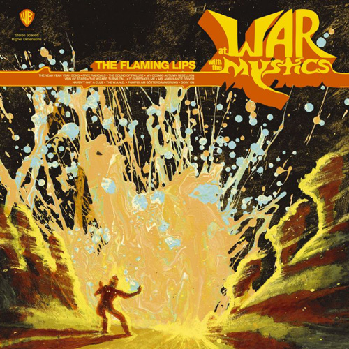 Album cover of the week: At War With the Mystics