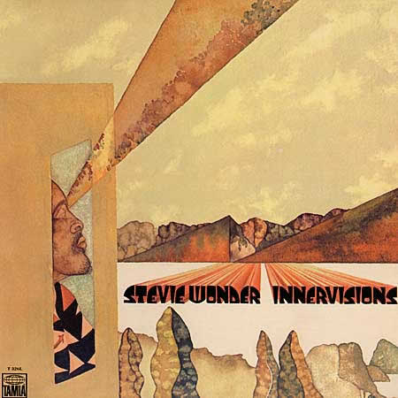 Album Cover of the Week: Innervisions
