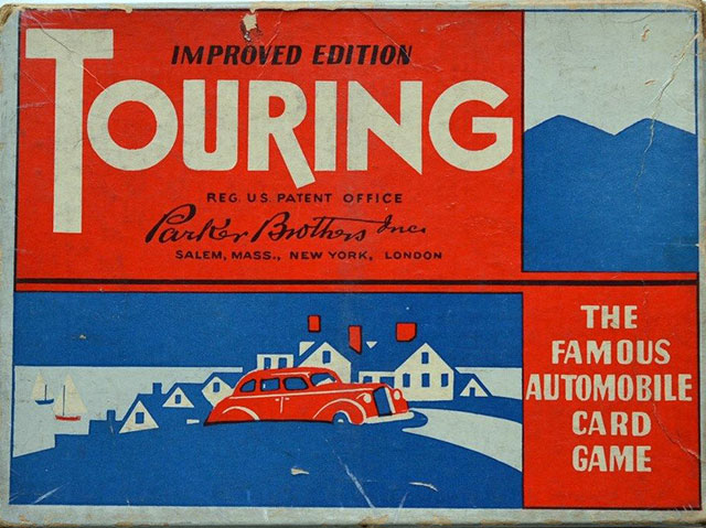 Vintage Tabletop: Touring