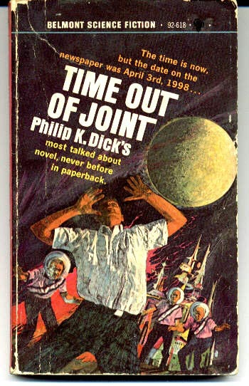 Book report: Time Out of Joint
