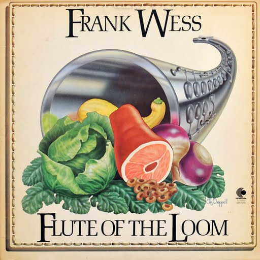 Album cover of the week: Flute of the Loom