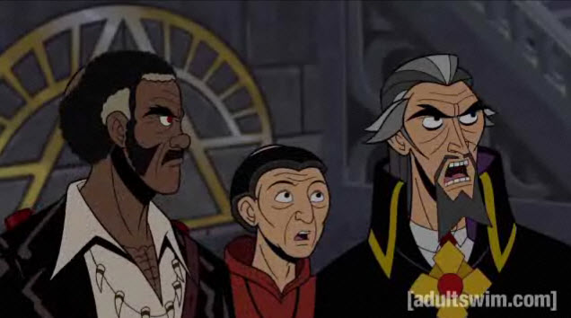 "Venture Bros. wrapup: ""The Better Man"""