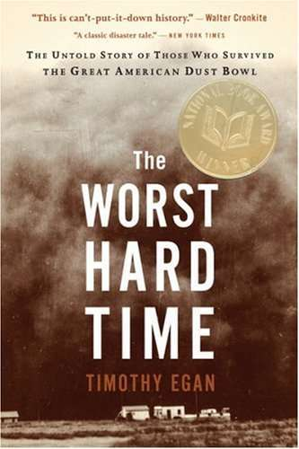 Book report: The Worst Hard Time