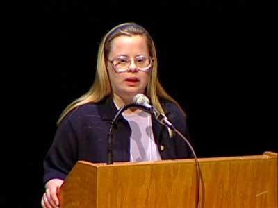 Andrea Friedman FTW