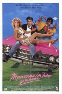 Mannequin Two: On the Move (1991) poster